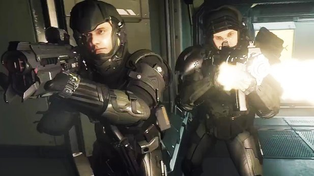 Star Citizen - Trailer zur Alpha 2.5
