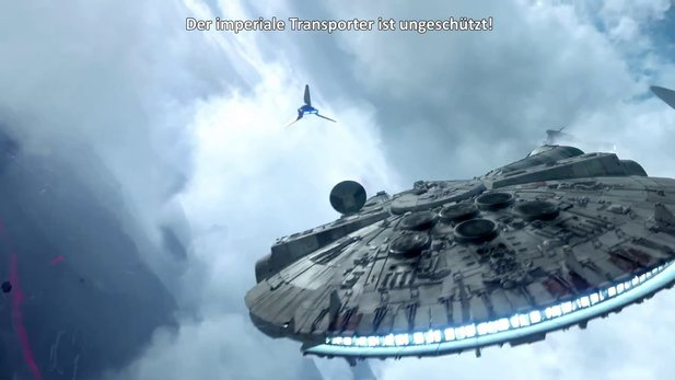 Star Wars: Battlefront - Trailer zum Modus Fighter Squadron