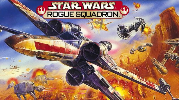 Star Wars: Rogue Squadron - Gameplay-Trailer zum Steam-Release des Weltraum-Klassikers