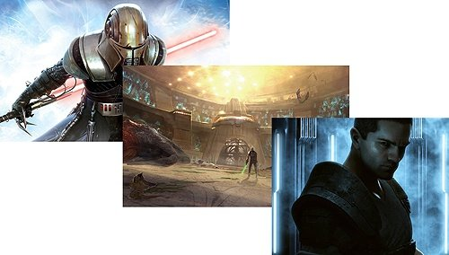 Star Wars: The Force Unleashed 2 Wallpaper :