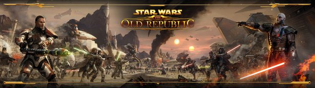 Star Wars: The Old Republic Dualscreen-Wallpaper :