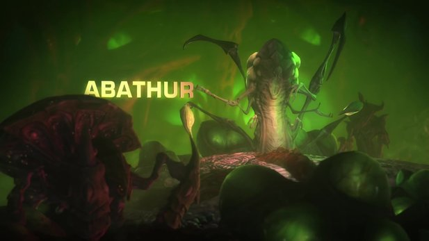 Starcraft 2: Legacy of the Void - Trailer: Abathur als neuer Koop-Charakter