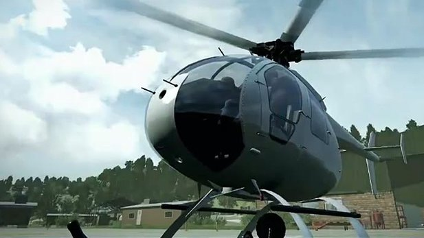 Tutorial-Video von Take On Helicopters