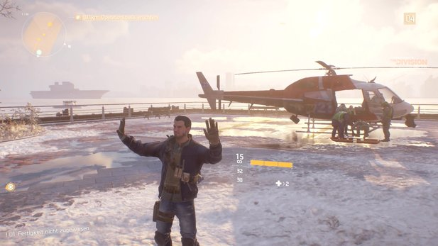 The Division - Alle Emotes