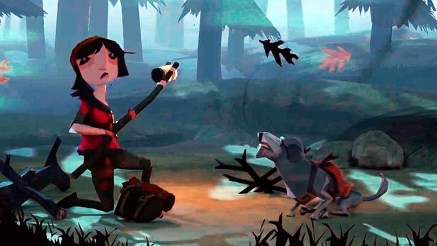 The Flame In The Flood - Adventure der Bioshock-Macher im Trailer