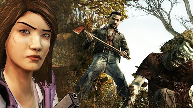 The Walking Dead: Episode 2 - Test-Video
