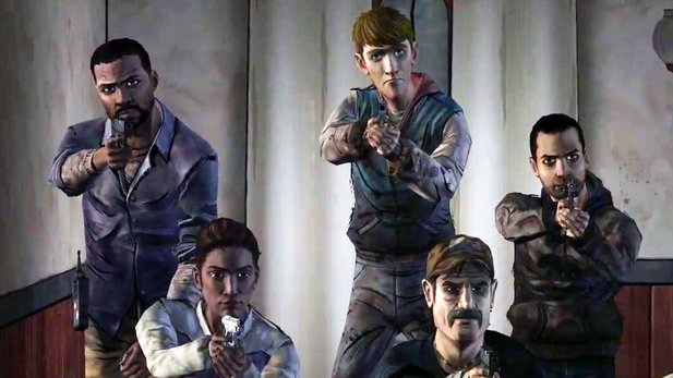 Launch-Trailer zu The Walking Dead: Episode 5