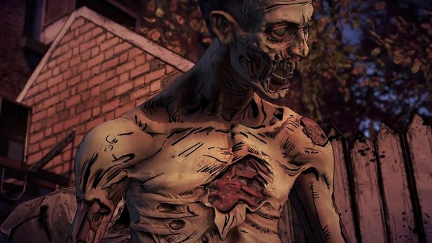 The Walking Dead Season 3 - E3 2016 Gameplay-Trailer zum Zombie-Adventure