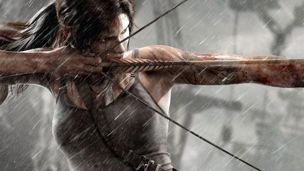 Test-Video von Tomb Raider