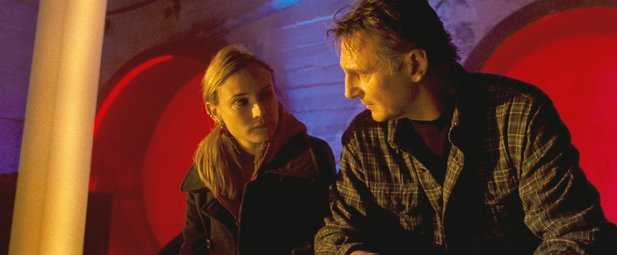 Diane Kruger und Liam Neeson in Unknown Identity