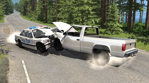 Was ist...BeamNG.drive? - Beste. Auto-Crashes. Ever.