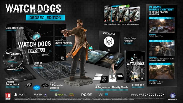 Watch Dogs DedSec-Edition