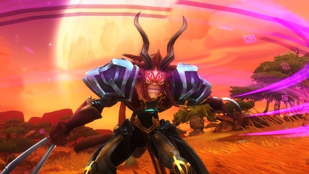 Wildstar - Test-Video zum Sci-Fi-MMO
