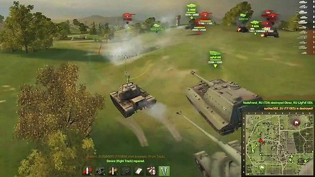Tier-10-Video von World of Tanks