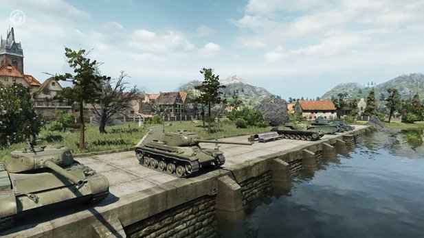 World of Tanks - Kontroverser Patch 9.19 im Trailer vorgestellt