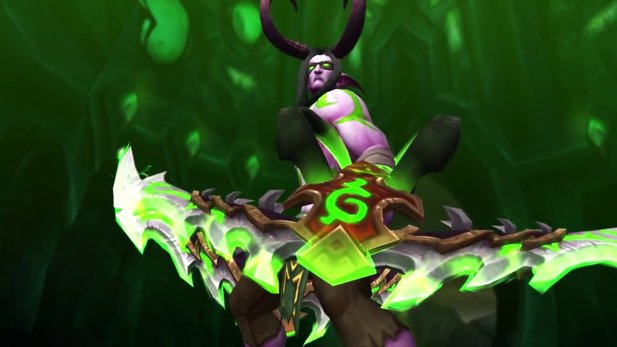 World of Warcraft: Legion - Ingame-Trailer mit allen Features des Addons
