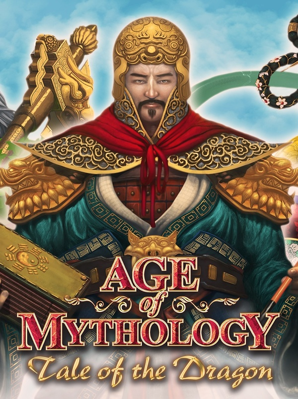 Cover zu Age of Mythology: Tale of the Dragon