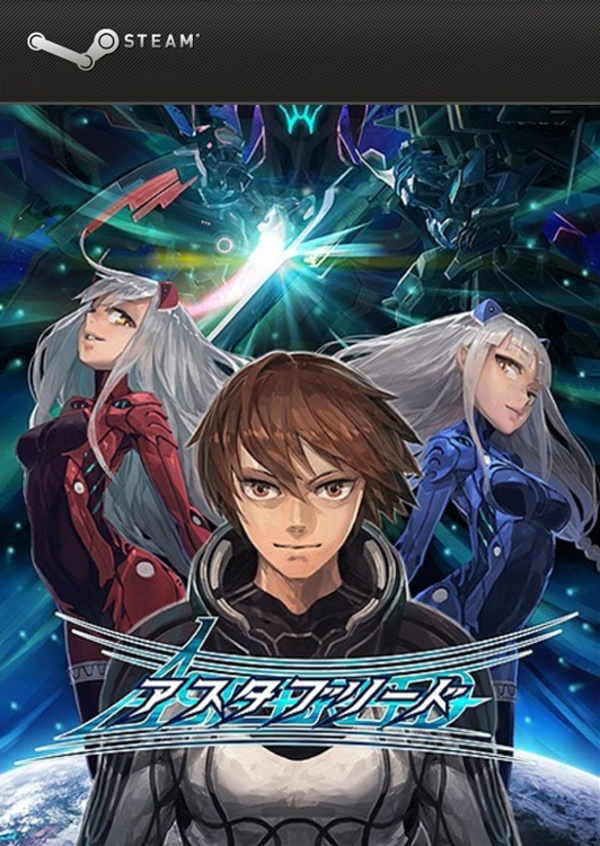 Cover zu Astebreed