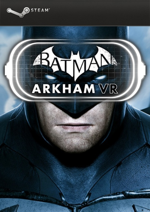 Cover zu Batman: Arkham VR