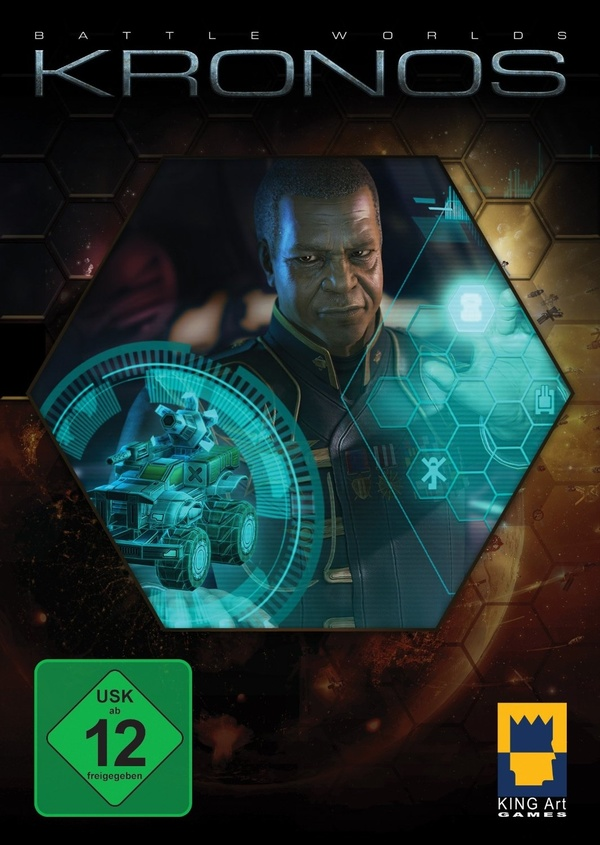 Cover zu Battle Worlds: Kronos