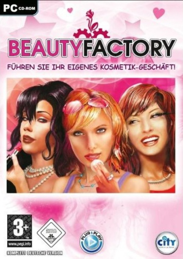 Cover zu Beauty Factory
