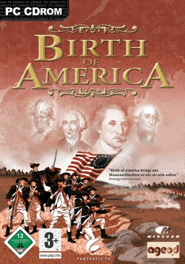 Cover zu Birth of America