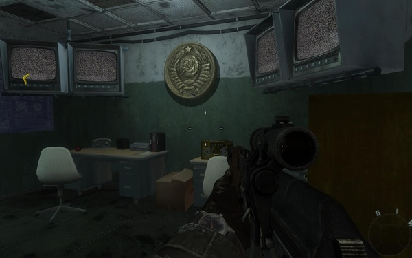 Call of Duty: Black Ops : Mission: Präsidentenerlass - Intel 1