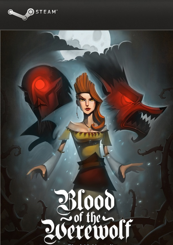 Cover zu Blood of the Werewolf