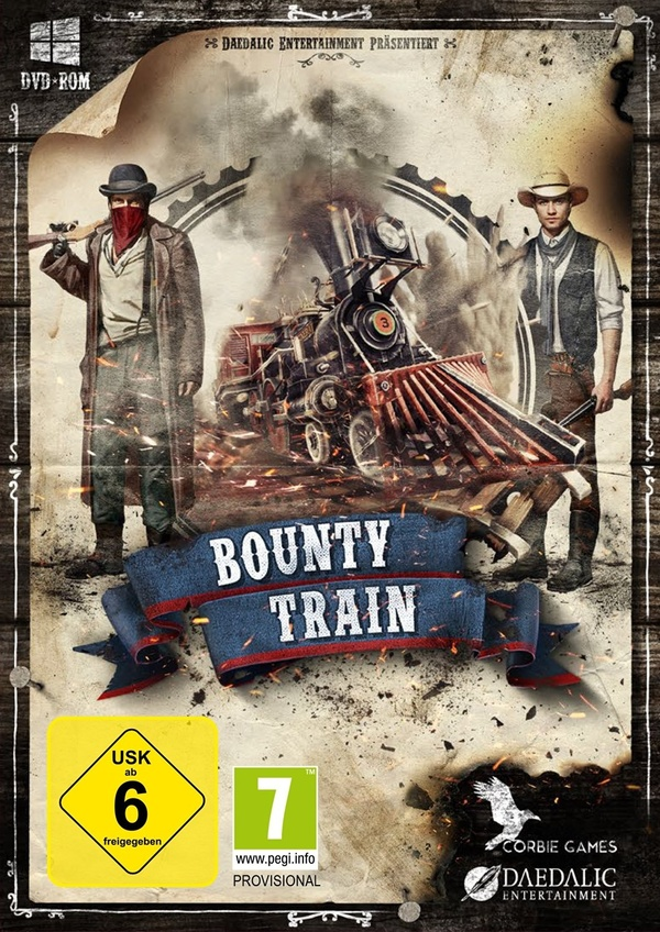 Cover zu Bounty Train