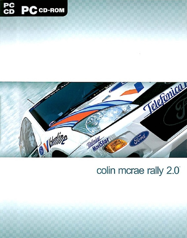 Cover zu Colin McRae Rally 2.0