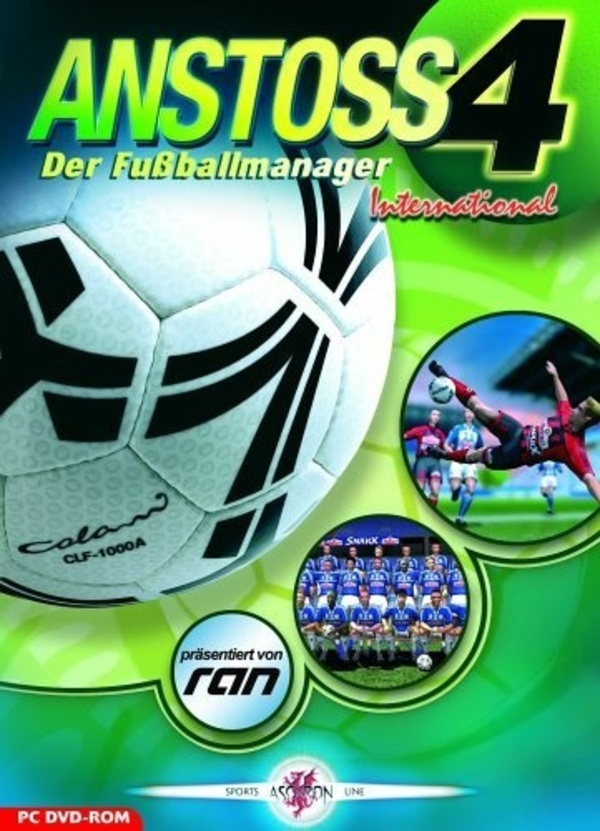 Cover zu Anstoss 4