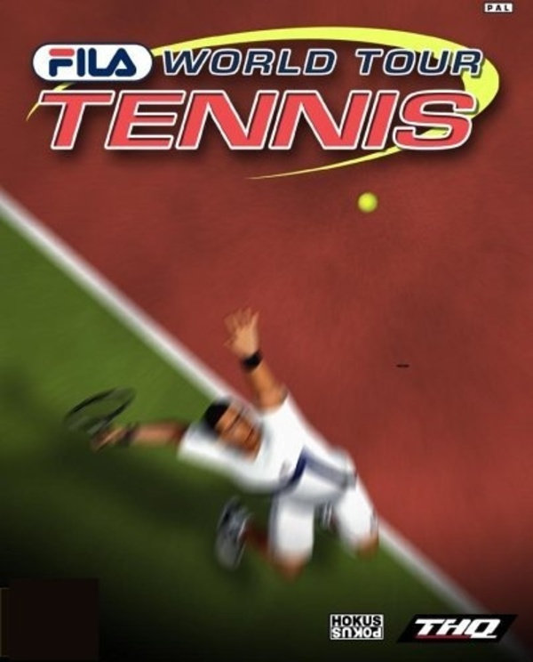 Cover zu Fila World Tour Tennis