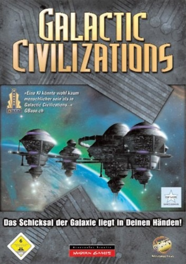 Cover zu Galactic Civilizations
