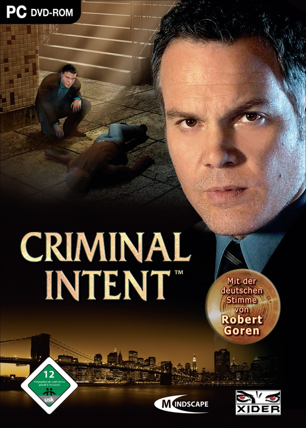 Cover zu Criminal Intent