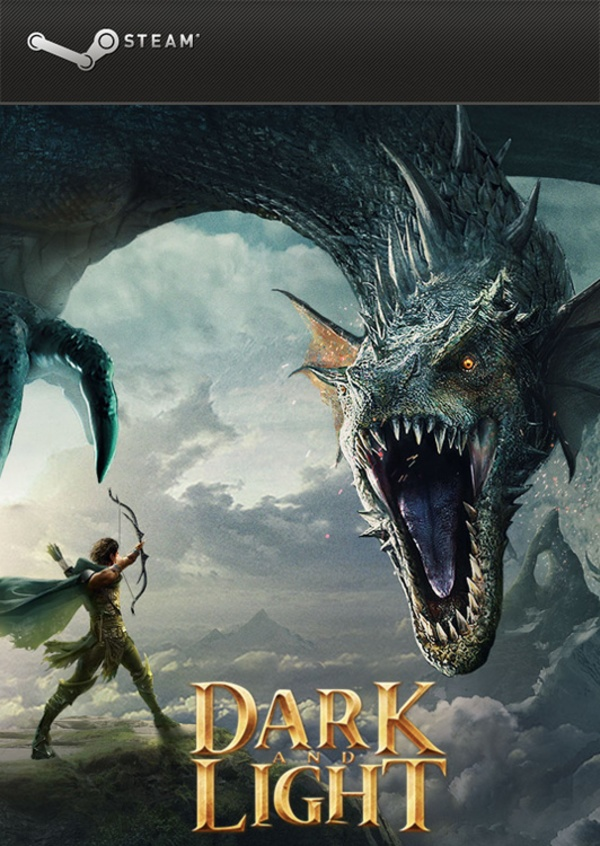Cover zu Dark and Light