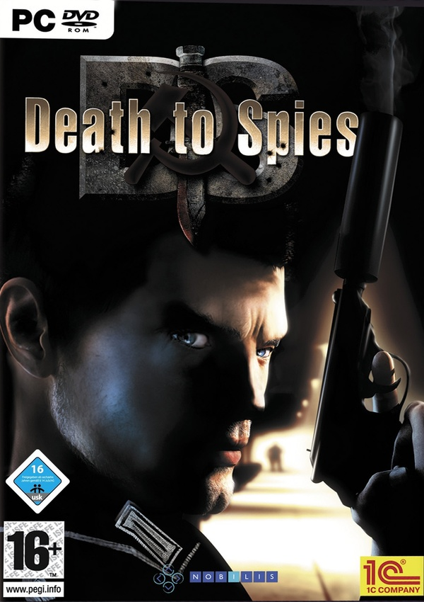 Cover zu Death to Spies