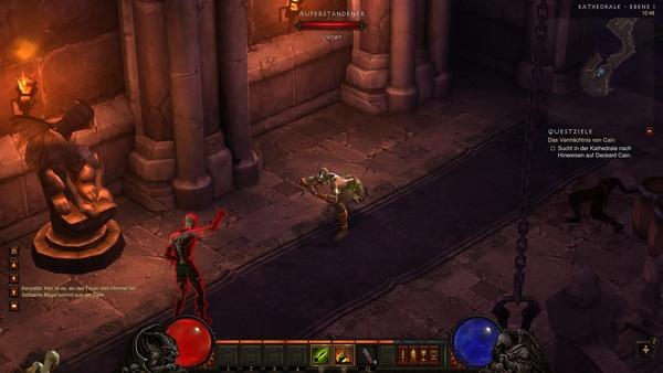 Diablo 3 - Klassenguide : Die Lieblings-Fernwaffe des Hexendoktoren: Das Giftpfeil-Blasrohr