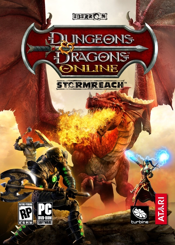Cover zu Dungeons & Dragons Online