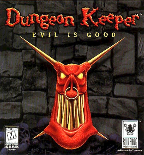 Cover zu Dungeon Keeper