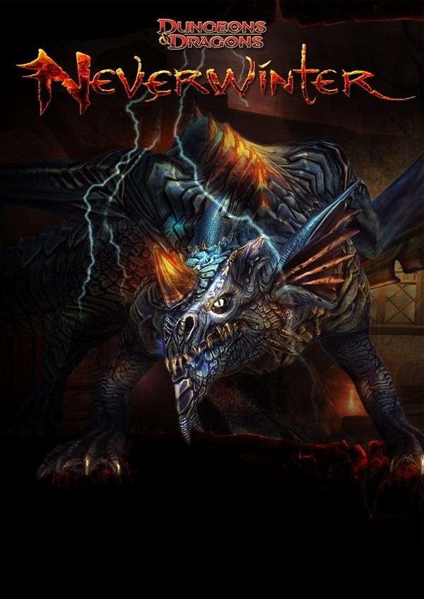 Cover zu Neverwinter