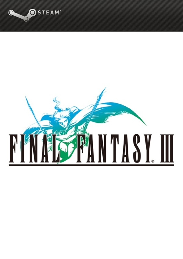 Cover zu Final Fantasy 3