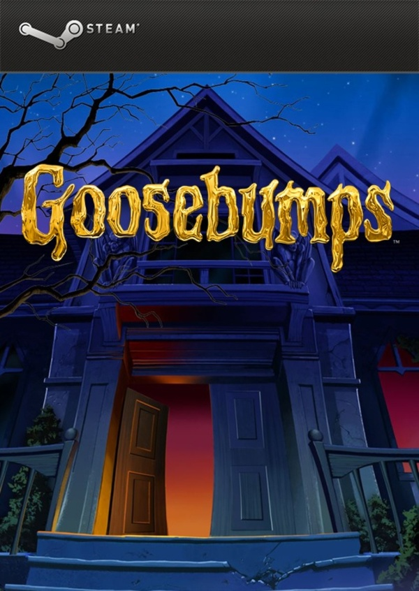 Cover zu Goosebumps: The Game