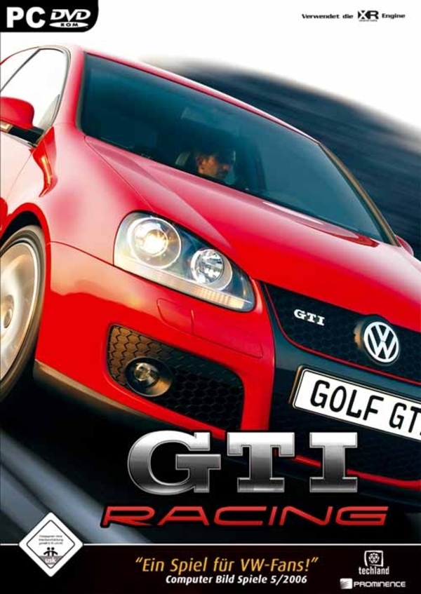 Cover zu GTI Racing