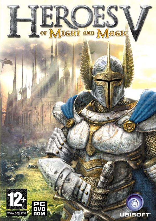 Cover zu Heroes of Might & Magic 5