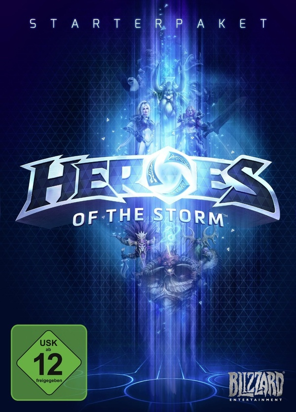 Cover zu Heroes of the Storm