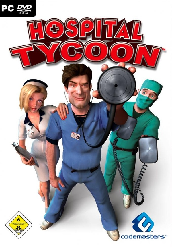 Cover zu Hospital Tycoon