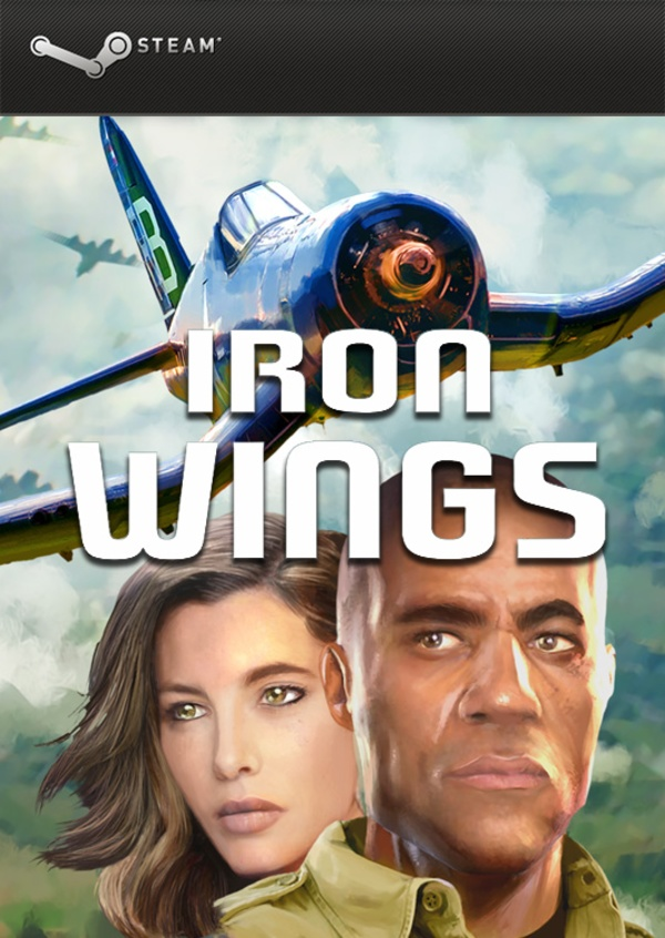 Cover zu Iron Wings