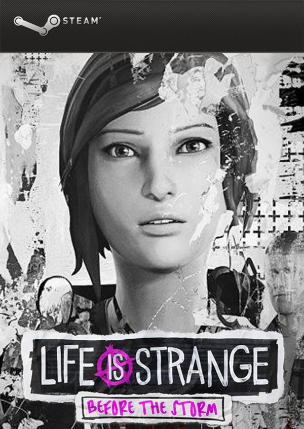 Cover zu Life is Strange: Before the Storm