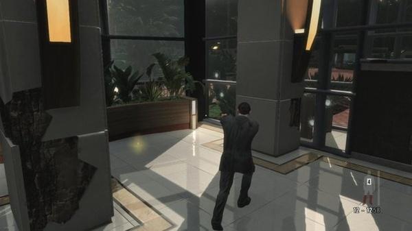 Max Payne 3: Goldene-Waffen-Guide : Max Payne 3 -- Fundorte der goldenen Waffen und Hinweise: Kapitel 1.