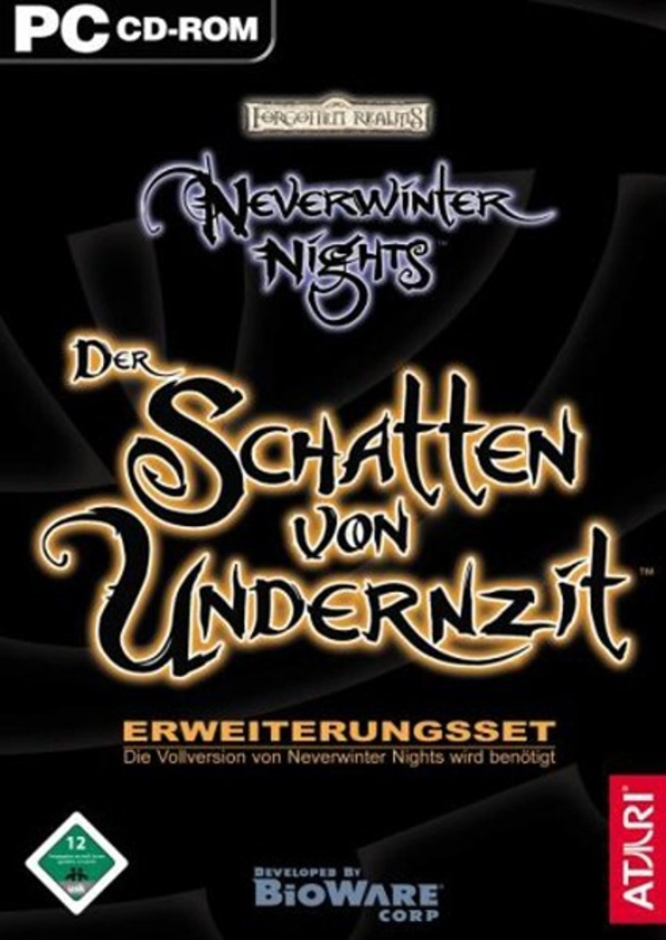 Cover zu Neverwinter Nights: Schatten von Undernzit